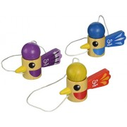 Hape Flying Bird Cup & Ball Display (8 Piece )