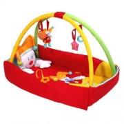 BabyOno Mata edukacyjna Clown 494 składana - BEZPŁATNY ODBIÓR: WROCŁAW!