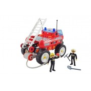 Meccano Fire Truck - Juguete (De plástico, Multi)