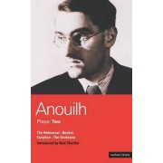 Anouilh Plays: The Rehearsal, Becket, The Orchestra and Eurydice v.2 by Jean Anouilh