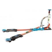 MATTEL Hot Wheels dlf28 - Track Builder Stunt Kit, parte Tren