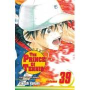 The Prince of Tennis: v. 39 by Takeshi Konomi