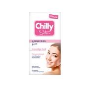 Chilly Silx Harsstrips Gezicht 20st Gevoelige huid