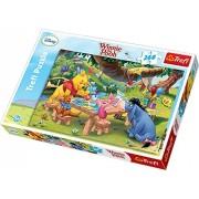 Trefl - Tessere per Puzzle, motivo: Disney Winnie The Pooh (260 pz)