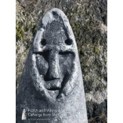 Pictish and Viking-age Carvings from Shetland by Ian G. Scott
