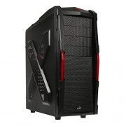 Aerocool Strike-X Xtreme - Case PC Black Edition, colore:Nero