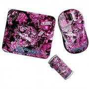 Ed Hardy Limited Edition 8 GB Tattoo Pack (Pink)