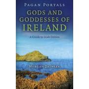 Pagan Portals - Gods and Goddesses of Ireland by Morgan Daimler