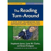 The Reading Turn-around by Stephanie Jones