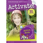 Activate! B1 Students' Book with Access Code and Active Book Pack by Carolyn Barraclough