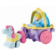 Little People Disney Princess - Klip Klop Cinderella Coach Vehicle