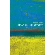 Jewish History: A Very Short Introduction by David N. Myers