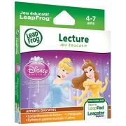 LeapFrog 89012 - Juego Princesas de Disney para Leapster Explorer [importado de Francia]