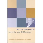 Identity and Difference by Martin Heidegger