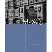 A Guide to MySQL by Mary Z. Last