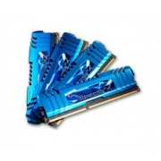 RipJaws Z Series 16 Go (4x 4Go) DDR3 1600 MHz CL7 - Kit Quad Channel DDR3 PC3-12800 - F3-12800CL7Q-16GBZM (garan (F3-12800CL7Q-16GBZM)