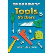 Shiny Tools Stickers by Robbie Stillerman