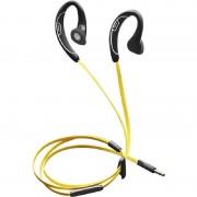 Casti Jabra Over-Ear Sport Corded HandsFree Negru-Galben