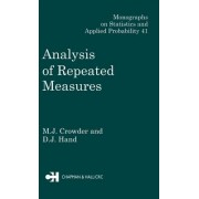 Analysis of Repeated Measures by Martin J. Crowder