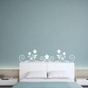 Flores de cama