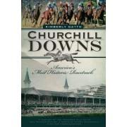 Churchill Downs by Kimberly Gatto