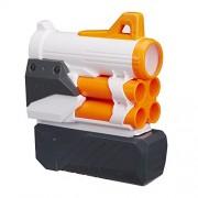 Hasbro Nerf b7472 F03 - MEGA Barrel Tri Strike, Toys Blaster