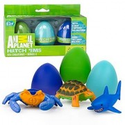 Animal Planet Grow Eggs- Sea- Hatch and Grow Three Different Super-sized Ocean Animals (Series 2)