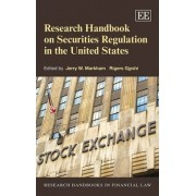 Research Handbook on Securities Regulation in the United States by Jerry Markham