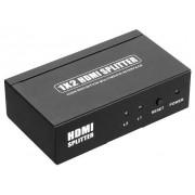 Aktywny rozdzielacz sygnału HDMI 2 port