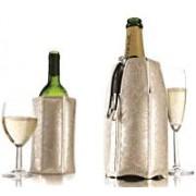 Vacu Vin Rapid Ice Wein- und Champagnerkühler Platinum