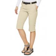 Maier Sports Kluane - Short Femme - beige 40 Shorts