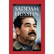 Saddam Hussein by Shiva Balaghi