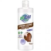 Crema Hipoalergena pentru Curatarea Lemnului Bio 300ml Biopuro