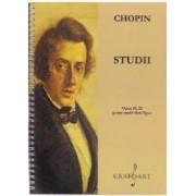 Studii - Chopin