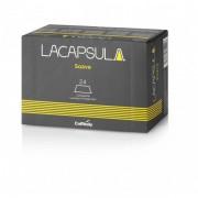 La Capsula Confezione 24 capsule Caffè Soave compatibili con Lavazza A Modo Mio