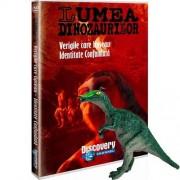 Discovery - Lumea dinozaurilor: Verigile care lipseau.Identitatea confundata + Jucarie (DVD)