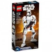 Сглобяема фигура ЛЕГО СТАР УОРС - Стормтрупър, LEGO Star Wars Constraction, 75114