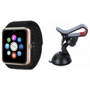 ZEMINI GT08 Smart Watch And Mobile Holder for ASUS ZENFONE 2