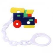 Клипс за бебешка залъгалка влакче, 1219 Babyono, 3660157