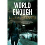 World Enough by Clea Simon