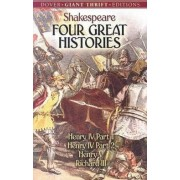 Four Great Histories by William Shakespeare