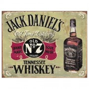 """Sign - Jack Daniels Hand Made Old No 7 Tennessee Whiskey"""