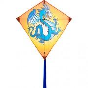 Invento 100106 - Eddy Dragon aquilone per bambini Aquilone, dai 5 anni, 68 x 68 cm e 2 m drago coda ripstop-poliestere 2 - 5 Beaufort