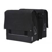 Basil Urban Fold Doppeltasche schwarz Gepäckträgertaschen