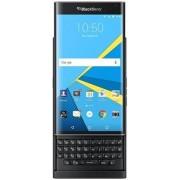 "Telefon Mobil BlackBerry Priv, Procesor Hexa-Core 1.8GHz / 1.44GHz, AMOLED Capacitive touchscreen 5.4"", 3GB RAM, 32GB Flash, 18MP, Wi-Fi, 4G, Android (Negru) + Cartela SIM Orange PrePay, 6 euro credit, 4 GB internet 4G, 2,000 minute nationale si internati"