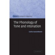 The Phonology of Tone and Intonation by Carlos Gussenhoven