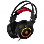 Casti Tt eSPORTS CRONOS Riing RGB 7.1, USB, Negru
