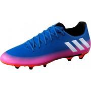 adidas MESSI 16.3 FG Fußballschuhe Herren in blau, Größe: 44 2/3