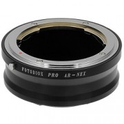 Fotodiox Pro Lens Mount Adapter K(AR)-NEX-P - adaptor Konica AR - Sony NEX E-Mount Camera