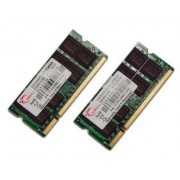4GB G.Skill 800MHz DDR2 PC2-6400 SO-DIMM laptop memory (CL5) dual channel kit